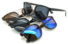 Wholesale Lots 12 Pairs Abstract Unisex Fashion Sunglasses With Good Finish