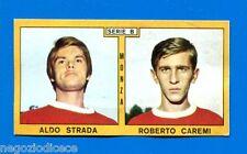 # CALCIATORI PANINI 1969-70 - Figurina-Sticker - STRADA-CAREMI MONZA -Rec