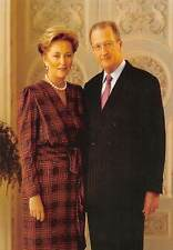 Belgium Their Majesties King Albert II and Queen Paola, King and Queen