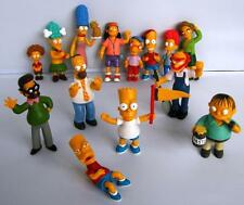 The Simpsons Family 5-12cm Figure Toys Play Set of 14pcs Loose Simpson