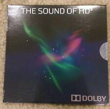 Dolby Demo Blu-ray Disc - Sound of HD - 5.1,7.1 Ch -TrueHD/Digital Plus - NEW