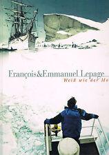 Francois & emmanuel Lepage-blanco como la luna