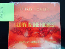 Glory in the Highest: Christmas Songs of Worship by Chris Tomlin (CD,...S#3690B