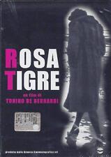Dvd video **ROSA TIGRE** di Tonino De Bernardi nuovo sigillato 2002