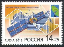 Russia 2013 Satellite/Communications/Radio/Telecommunications/Space 1v (n41415)