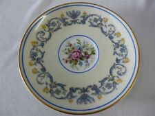 """CHARLES AHRENFELDT LIMOGES FRANCE SUZANNE PATTERN SAUCER ONLY 5-3/4"""""""