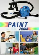 New As Seen On TV PAINT ZOOM Professional Electrical Spray Gun Airbrush Trigger