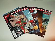 ATLAS HEROIC AGE #1-5 MARVEL COMICS SET (5)