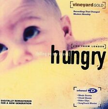 Hungry by Live Worship (CD, Feb-2006, Word Distribution)