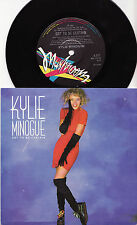 "KYLIE MINOGUE - GOT TO BE CERTAIN Very rare 1988 OZ 7"" PROMO P/S Single! M-"