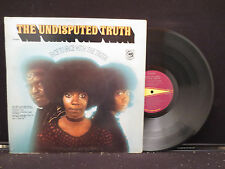 The Undisputed Truth - Face To Face With The Truth on Gordy Records G959L