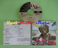 CD DISCO MESE CARAIBI 34 compilation PROMO 1998 HARRY BELAFONTE KASSAV (C24)