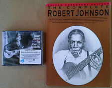 ROBERT JOHNSON - COMPLETE RECORDINGS - COLUMBIA  (2) CD SET + 96 PAGE SONGBOOK