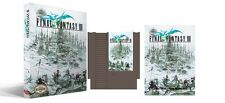 Final Fantasy 3 ( III )Complete Box Set New Sealed NES