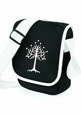 Tree of Gondor Lord of the Rings SAC BANDOULIÈRE MESSENGER École Collège