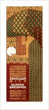 Cartel XIV. exposición Secession Alfred Roller Wiener Secession Hofoper 226xl