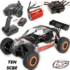 Team Losi 1/10 TEN-SCBE 4WD Brushless Buggy RTR w/AVC® / Radio Orange LOS03007T2