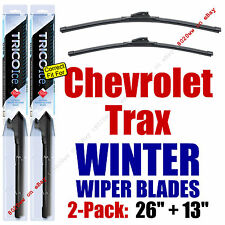 WINTER Wipers 2pk Premium - fit 2014-2016 Chevrolet Chevy Trax - 35260/130