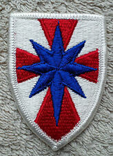 US ARMY PATCH 8th Theater Sustainment Command Badge/Insignia/Emblem USA American