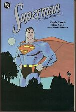 SUPERMAN FOR ALL SEASONS DC SC GN TPB CLARK KENT INTO SUPERMAN LOEB & SALE NEW