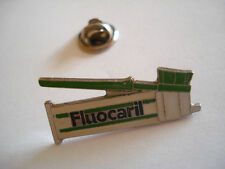 PINS LOGO TUBE DENTIFRICE FLUOCARIL