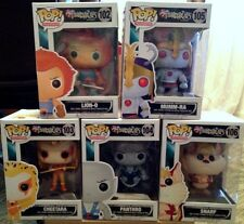 Funko POP Vinyl Lot Set of 5 THUNDERCATS Lion-O Cheetara Panthro Snarf Mumm-Ra