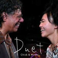 CHICK COREA & HIROMI - DUET; 2 CD  12 TRACKS JAZZ ROCK FUSION  NEU