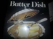 SILVERPLATED SHELL BUTTER DISH 1981 LEONARD SILVER MFG NO. 832 NIB