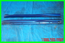 JDM Subaru Impreza WRX STi Side Skirts Rocker Panels 2002-2007 V7 V8 V9 GG GD