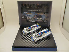 NSR SET03 Martini Porsche 917K 24h Daytona 1971 Limited Ed. 2 Slot Car Set 1:32