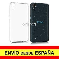 Funda Silicona para HTC DESIRE 825 Carcasa Transparente Protector a2362