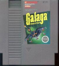 GALAGA ORIGINAL CLASSIC GAME SYSTEM NINTENDO NES HQ