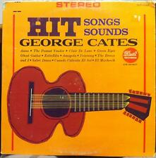 GEORGE CATES hit songs sounds LP Mint- DLP 25564 Stereo 1964 RARE