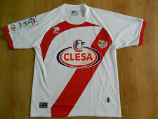 MAILLOT DE FOOTBALL RAYO VALLECANO MADRID FOOTBALL SHIRT ESPAGNE SPAIN LIGA BBVA