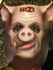 Pax Prime 2015 Exclusive H1Z1 Cigar Pig Mask New