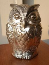 EXTREMLY RARE ICE BUCKET OWL MAURO MANETTI FIRENZE NO PINEAPPLE MID CENTURY