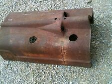 Farmall LSM Louisville Super M tractor Original IH hood for over engine w/ clips