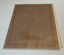 1929 Chalmers The Easy Index of Stamps Identification Book Alphabetized by Terms