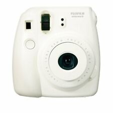 Fujifilm Fuji Instax Mini 8 Instant Polaroid Camera White + 100 Film Photo shot
