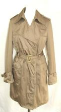 HOX - TRENCH IMPERMEABLE MARRON CLAIR TAILLE M = 38/40 - EXCELLENT ETAT
