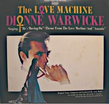 ++DIONNE WARWICK the love machine ARTIE BUTLER BO LP SCEPTER the white fox VG++