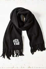 NEW  Authentic Urban Outfitters Icon Scarf /  Black