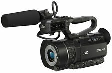 JVC GY-LS300CHE, 4K Camcorder, Super 35mm Sensor + Metabones Adapter EF to MFT