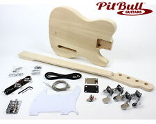 Pit Bull Guitars TLB-4F Electric Bass Guitar Kit
