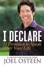 I Declare : 31 Promises to Speak over Your Life by Joel Osteen (2013, Paperback)