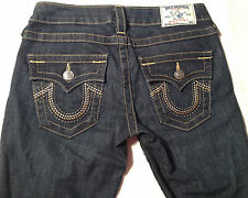 NWOT - RRP $419- Womens Stunning True Religion Brand Stretch 'SKINNY' Jeans