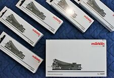 New,  Box of Five Marklin 74491 Electric Turnout Motor, for All C Track Switches