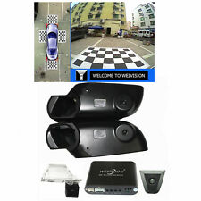 360 degree Bird View system with car DVR camera for Nissan Qashqai X-Trail