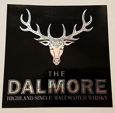 Dalmore, Glenmongie, Bowmore and Johnny Walker whisky stickers *SPECIAL LISTING*