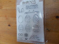 New Bo Bunny Clear Stamps Stamps Eggcellent Stamps